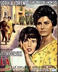 Réalisation de Vittorio De Sica avec Sophia Loren : La ... ...