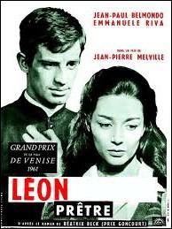 Film de Jean-Pierre Melville sur la religion : Léon ... ... , prêtre