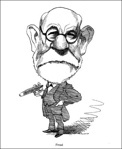 A quel chocolat peut vous faire penser Mr Freud ?