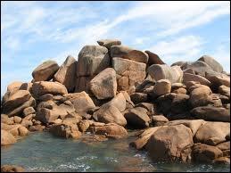 A quel chocolat vous fait penser ce paysage pierreux ?