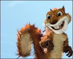 A quel chocolat vous fait penser ce souriant écureuil ?
