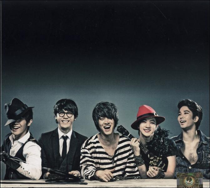 MBLAQ : Qui est le leader ?