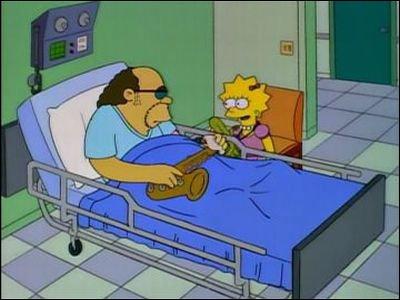 Qui Lisa admire-t-elle ?