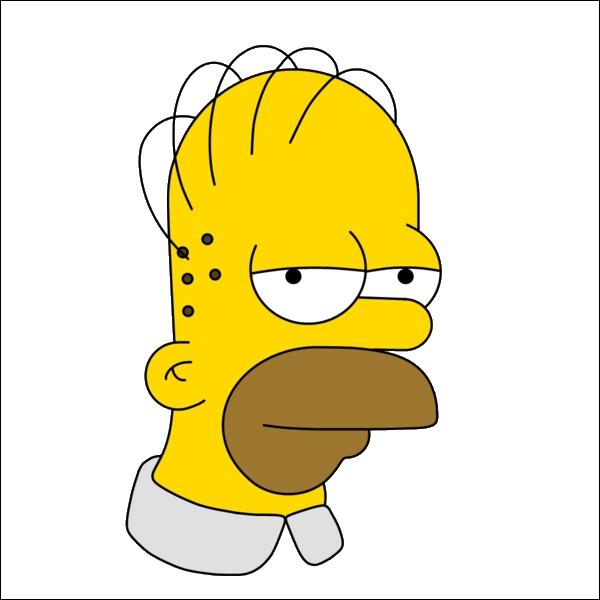 Quel est le prénom du plus vieux des Simpson connu ? (Arbre généalogique)