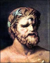 Que répondait Polyphème le cyclope quand son fils rentrait de l'école en disant : ''J'en ai marre ! Tout le monde se moque de moi parce que je n'ai qu'un œil ! ''
