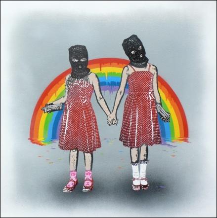 Nick Walker a peint ces Charming children qui peuvent faire penser au film ?