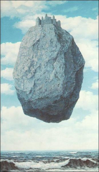 Une oeuvre de René Magritte, qui aurait pu trouver sa place ou presque dans le film ?