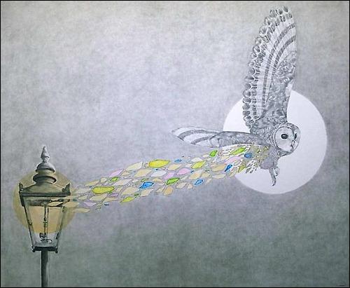 Yoshnori Kobayashi a réalisé cette oeuvre poétique qui fait irrémédiablement penser au film ?
