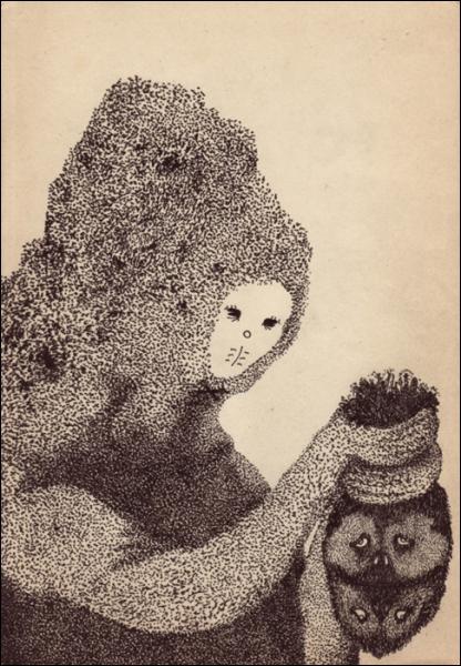 Cet étrange dessin de Robby Day pourrait illustrer le film ?