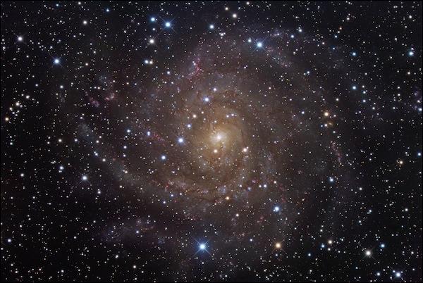 Combien d'étoiles compte la Voie Lactée ?