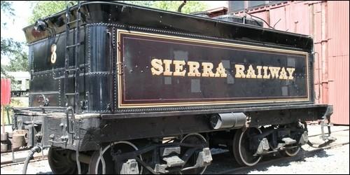 Dans un convoi de chemin de fer, qu'appelle-t-on le tender ?