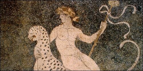 Dans la mythologie grecque, qui était Dionysos ?