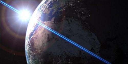 En combien de temps la lumière du Soleil parvient-elle jusqu'à la Terre ?