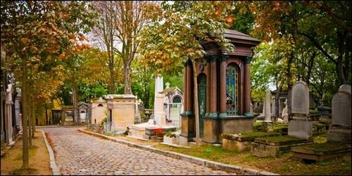 Quel est le plus grand cimetière de Paris ?