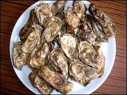 Il existe des huîtres vertes ?