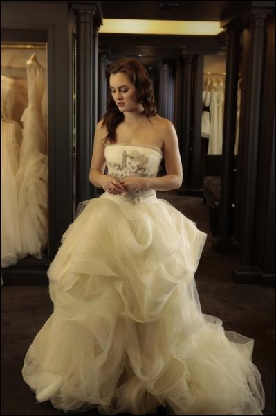 Avec qui Blair va peut-être se marier ?