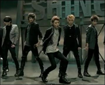 SHINee : Quelle est cette chanson ?