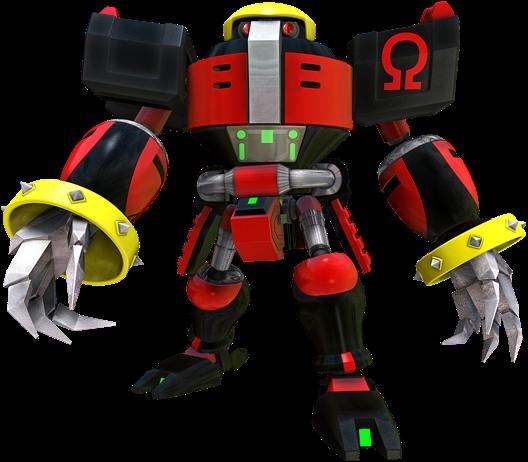 De quel team faisait partie Omega ?