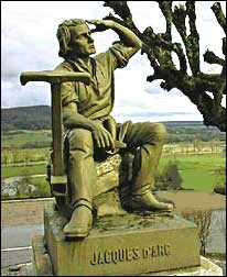 Quelles activités pratiquait Jacques d'Arc, le père de Jeanne ?