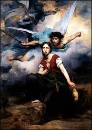 Vers quel âge Jeanne d'Arc entendit-elle des voix ?