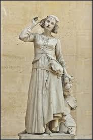 Les voix qui parlaient souvent à Jeanne d'Arc étaient, d'après elle, celles de...