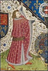 À cette époque, le roi d'Angleterre était très jeune. Qui assurait la régence ?