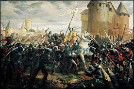 Les soldats qui assiégeaient cette ville (question 7) étaient des...