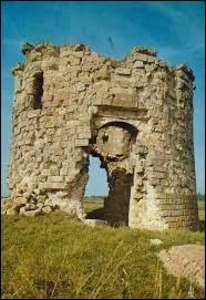 Prisonnière, Jeanne d'Arc fit une tentative d'évasion ou de suicide (on le lui reprochera au procès). À quel endroit est-ce arrivé ?