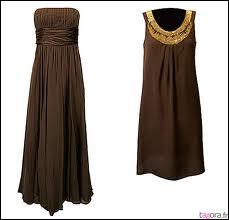 Et ces robes ?