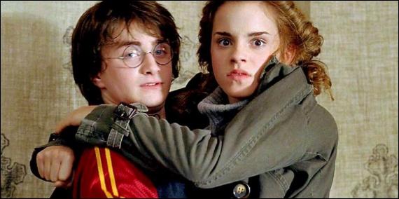 Harry et Hermione...