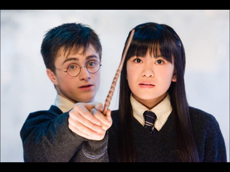 Harry et Cho...