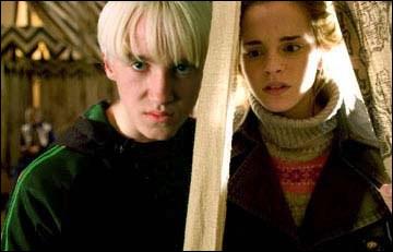 Hermione et Drago...