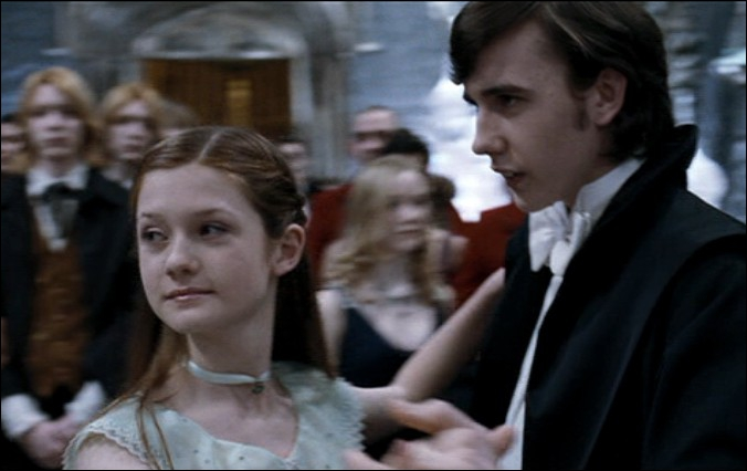 Ginny et Neville...