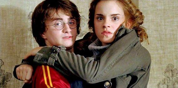 Les couples tout au long de la saga Harry Potter