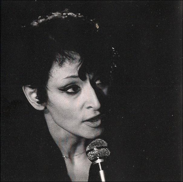 Barbara était surnommée en 1958 ( INDICE ! ) :