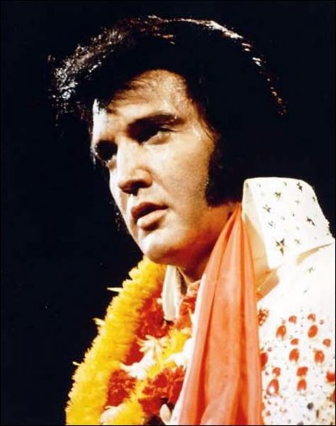 Elvis Presley est :