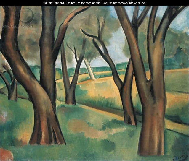 Les arbres en peinture (3)