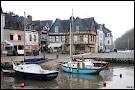 Je vais passer quelques jours en Bretagne pour visiter 'la ville aux 5 ports'. Je vais donc me rendre à ...
