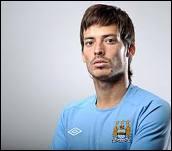 Quel est le surnom de David Silva, le milieu de terrain de Manchester City ?