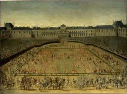 Comment s'appelle la fastueuse parade de 1662 donnée par Louis XIV dans la cour des Tuileries à Paris, pour célébrer la naissance du Dauphin et sa gloire personnelle ?