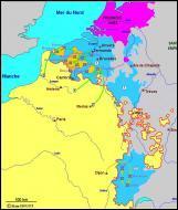 Comment a-t-on appelé la guerre (1667-1668) qui a permis de conquérir des territoires en Flandres et en Franche-Comté ?