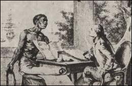 Comment appelle-t-on l'ensemble de textes juridiques de 1685 réglant la vie des esclaves noirs dans les colonies françaises ?