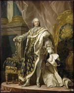 Louis XIV meurt en 1715. Quel était son lien de parenté avec son successeur Louis XV ?