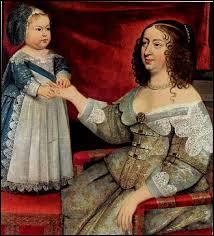 Louis XIV devient roi à l'âge de 4 ans en 1643, après la mort de son père Louis XIII. La reine-mère assure la Régence jusqu'à l'âge de la  majorité  de son fils. Quel était son nom ?