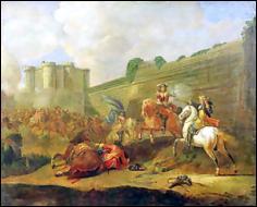 Pendant la Régence, le Parlement et la noblesse contestent l'autorité royale. Comment a-t-on appelé cette période trouble ?