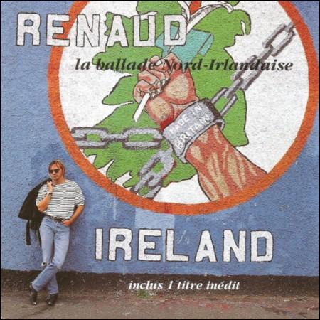 ''La Ballade nord-irlandaise'' : ''Tuez vos ------------ à tout jamais / Sous aucune croix l'amour ne se plaît.''