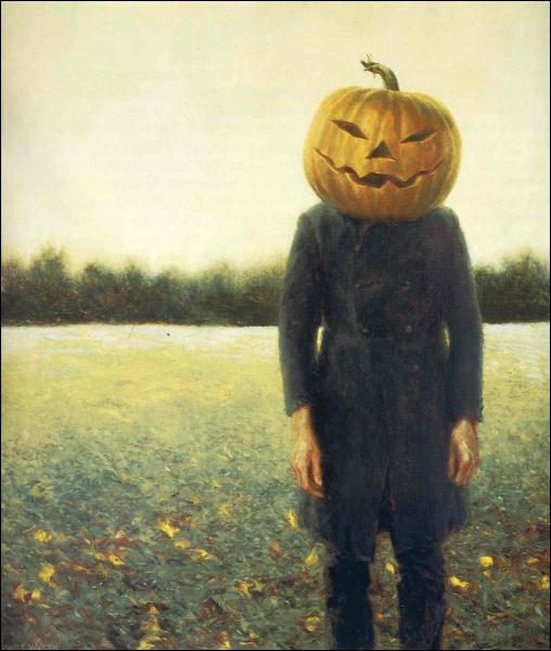 Ce tableau de James Wyeth n'a-t-il pas un petit air du film... ?