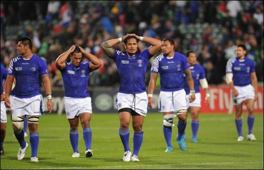 Quelle est cette équipe de Rugby ?