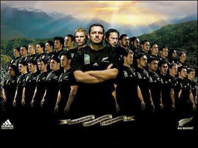 Quel est le surnom de l'équipe de Nouvelle-Zélande ?