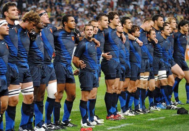 Rugby : Emblèmes, Surnoms et Maillots